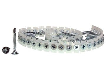DuraSpin® Collated Screws Drywall to Light Steel 3.9 x 35mm (Pack 1000)